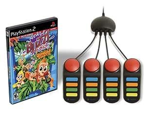BUZZ Jr.! Jungle Party Bundle - PlayStation 2