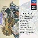 Bartok - Le Mandarin merveilleux - Musique pour cordes - Suite