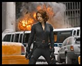 511U65RJLSL. SL160  Scarlett Johansson 8x10 Photo 05 The Avengers Black Widow