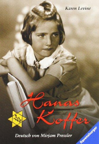 Buchseite und Rezensionen zu 'Hanas Koffer' von Karen Levine