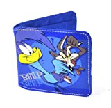 Looney Tunes Wallet Road Runner & Wile E Coyote