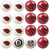 NFL Home Versus Away Team Billiard 8-Ball Set