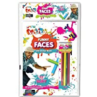 Pogo Mad Funny Faces & Sticker Book
