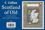Scotland of Old Wall Map: Clans Map o...