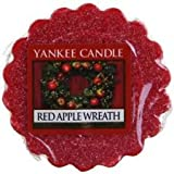 Yankee Candle Wax Tart - Red Apple Wreath