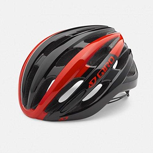 Giro Foray - Cascos bicicleta carretera - negro Contorno de la cabeza 59-63 cm 2015