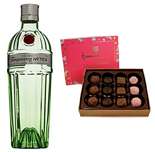 tanqueray-no-ten-gin-and-holdsworth-marc-de-champagne-truffles-and-creams