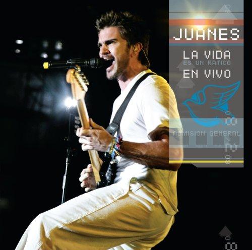 Juanes - La Vida Es Un Ratico En Vivo [Deluxe Edition][2 CD/DVD Combo] - Zortam Music