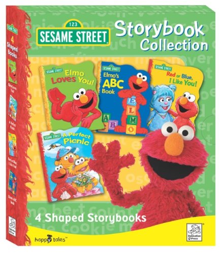sesame-street-storybook-collection