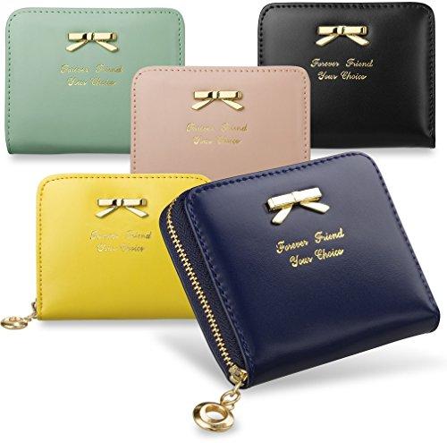 kleine-damen-geldborse-portemonnaie-mit-schleife-pastellfarben-grun