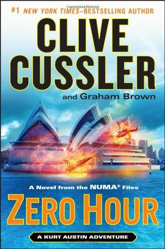 """""""Zero Hour (The Numa Files)"""" av Clive Cussler"""