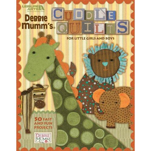 leisure-arts-debbie-mumm-cuddle-trapunte-per-little-g