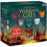 Warrior Cats 1-6: I, Folge 1-6, gelesen von Ulrike Krumbiegel und Marlen Diekhoff, Gesamtbox 28 CDs, 34 Std.5 Min. (Beltz & Gelberg - Hörbuch)
