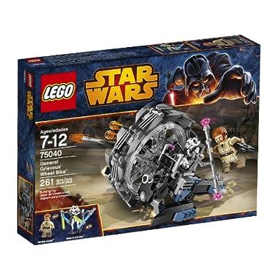 LEGO Star Wars 75040 General Grievous' Wheel Bike from LEGO