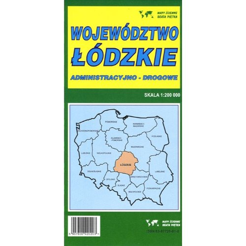Lodzkie Map