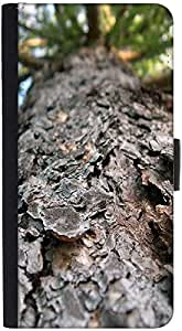 Snoogg Huge Dry Tree Designer Protective Phone Flip Back Case Cover For Lenovo Vibe K4 Note