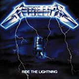 Ride the Lightning by Metallica [Music CD]
