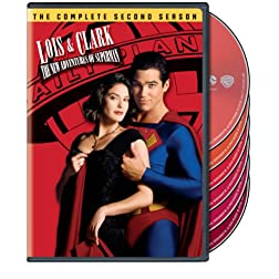 Lois & Clark: The Complete Second Season