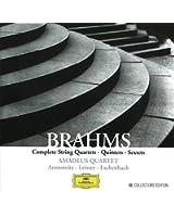 Brahms : Musique de chambre (Coffret 5CD)
