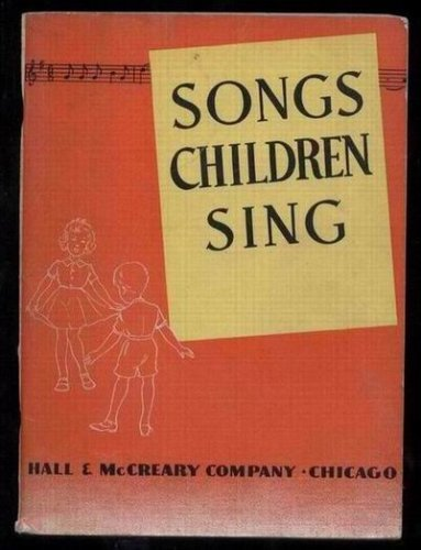 Songs Children Sing, Florence Martin