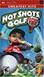 Hot Shots Golf Open Tee (PSP)