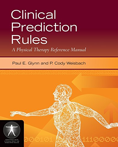 clinical prediction rules a physical therapy reference manual pdf