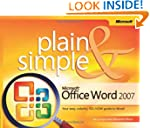 Microsoft� Office Word 2007 Plain & S...