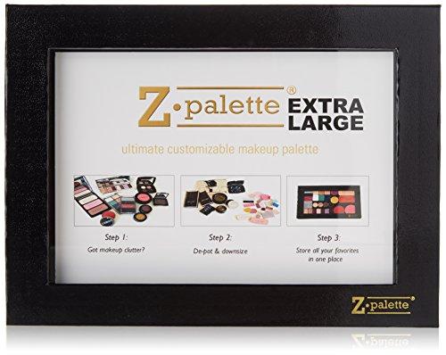 Z Palette Pro Makeup Palette, Extra Large, Black (35 N Palette compare prices)