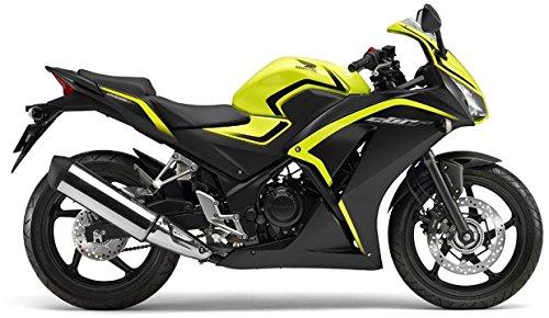 新車 HONDA CBR250R【ABS】 スペシャルエディション MC41 イエロー 250cc 国内2016年モデル【新車乗出し価格】 【2015年12月25日までの期間限定受注車】