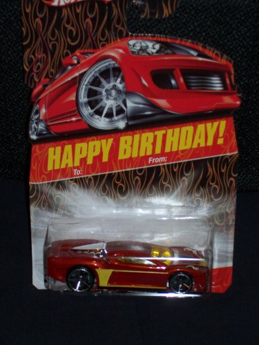 Hot Wheels 2007 Happy Birthday Series Reverb Wal-Mart Exclusive - 1