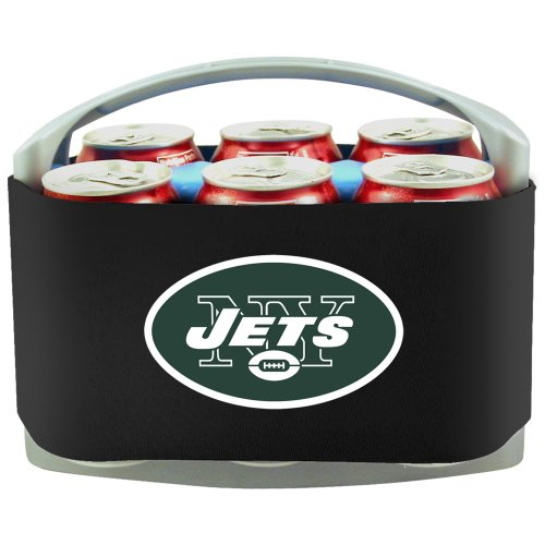 NFL New York Jets Cool Six Cooler at Amazon.com