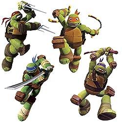Teenage Mutant Ninja Turtles Mega-Pak Room Makeover Kit