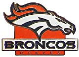 NFL Denver Broncos Logo Pin at Amazon.com