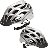 FOX Striker Helmet, Silver, Small/Medium