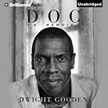 Doc: A Memoir Audiobook by Dwight Gooden, Ellis Henican Narrated by J. D. Jackson