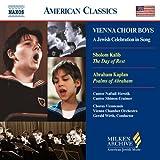 ウィーン少年合唱団:ユダヤの聖餐コンサート
