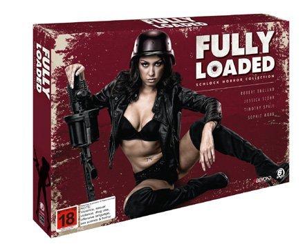 Fully Loaded (Schlock Horror Collection) - 6-DVD Box Set ( Nude Nuns with Big Guns / Strippers vs Werewolves / Asian School Girls (High School Assassi [ NON-USA FORMAT, PAL, Reg.0 Import - Australia ]