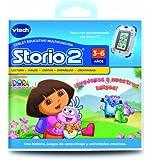 VTech - Juego Dora la Exploradora para tablet educativo Storio 2 (3480-230622)