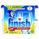 Max In 1 Brilliant dishwasher powerball tablets