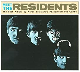Cover of &quot;Meet the Residents&quot;