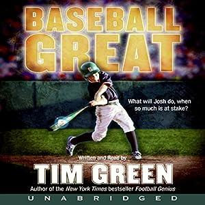 Baseball Great Audiobook