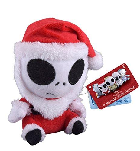 Funko Mopeez: The Nightmare Before Christmas - Santa Jack Skellington Plush (Santa Jack Funko compare prices)