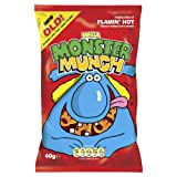 Monster Munch Flamin Hot 40 g (30 Pack)