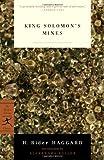 King Solomons Mines (Modern Library Classics)