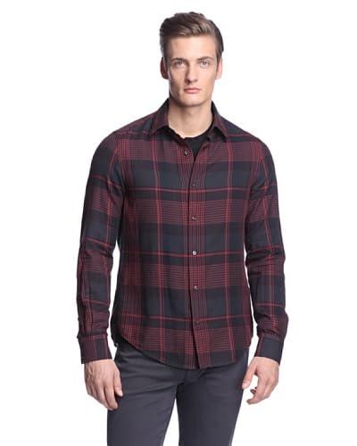 Vince Men's Assorted Plaid Button Up Shirt
