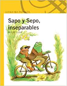 Amazon.com: Sapo Y Sepo, Inseparables (Frog And Toad Together