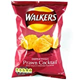Walkers Prawn Cocktail Crisps 34g