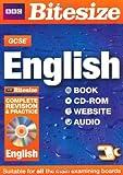 Gcse Bitesize English Complete Revision and Practice (Bitesize Gcse) (1406654396) by Imelda Pilgrim