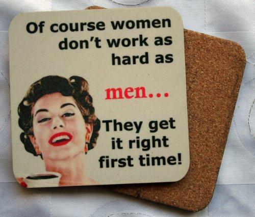 women work harder than men