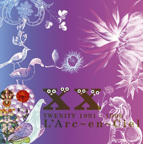【torrent】【JPOP】L'Arc-en-Ciel - TWENITY 1991-1996[zip]